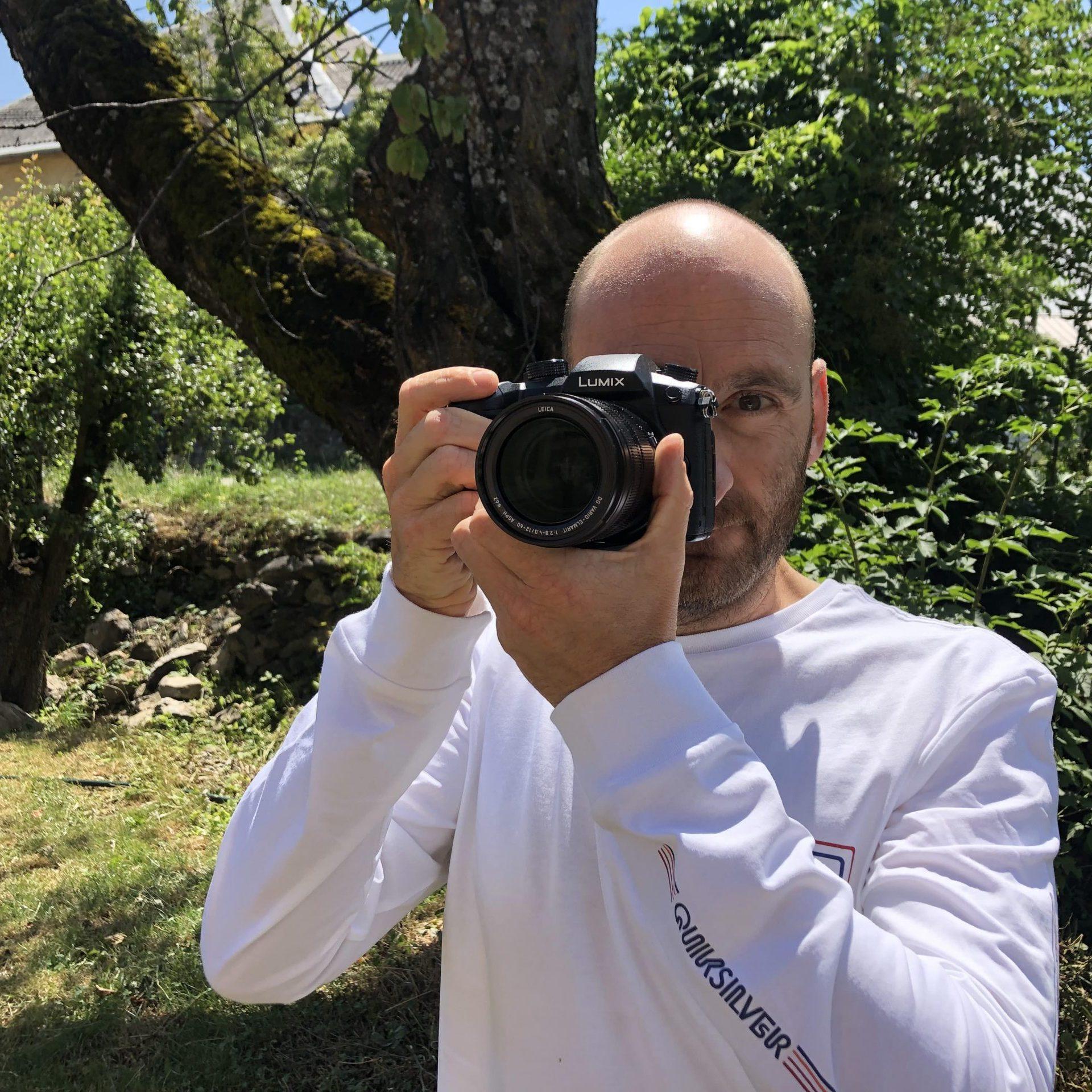 Romain Moissard - Chargé de communication