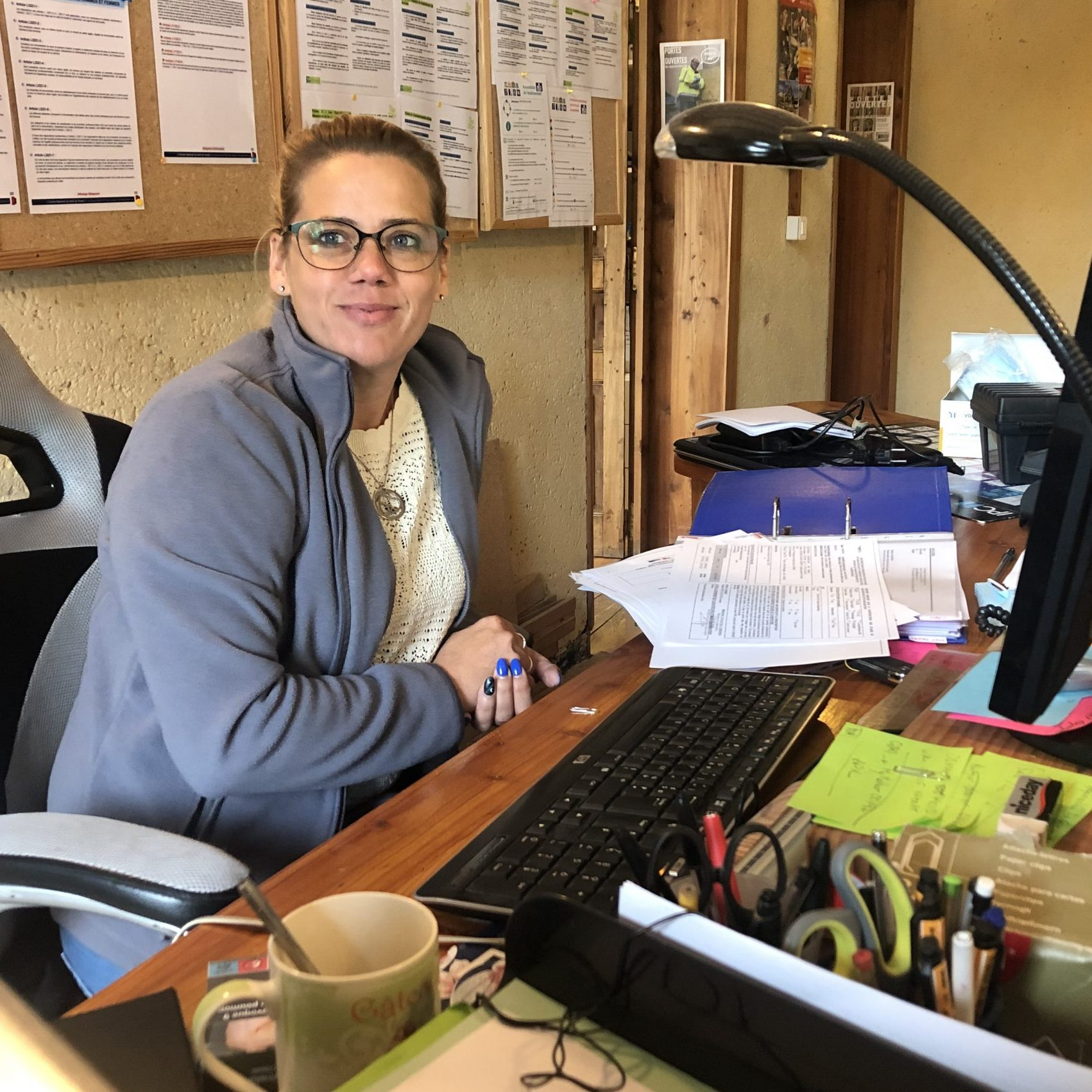 Stéphanie Fay - Administratif formation & insertion